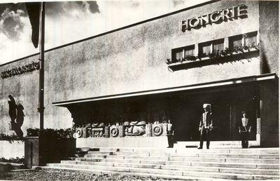 Párizsi Világkiállítás Magyar pavilonja 1937