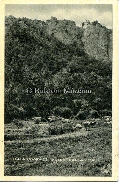 Balatonarács Müllei Barlangok