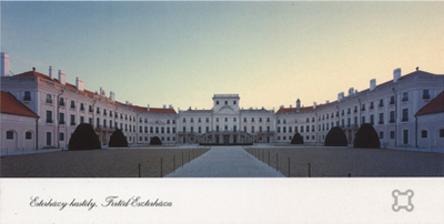 Esterházy-kastély, Fertőd-Eszterháza