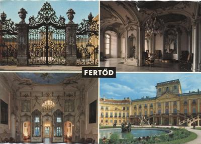 Esterházy-kastély, Fertőd