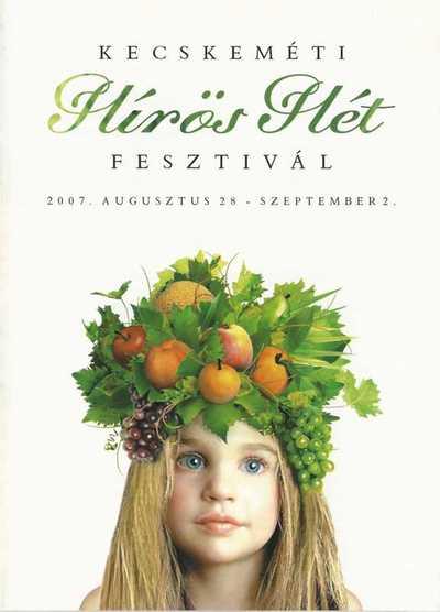 Hírös Hét Fesztivál Programok