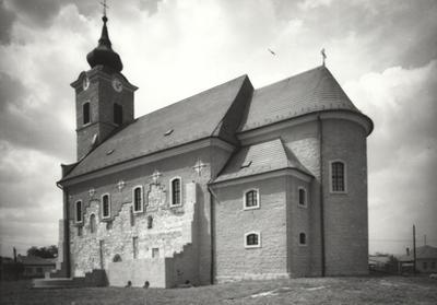 Feldebrő, római katolikus templom