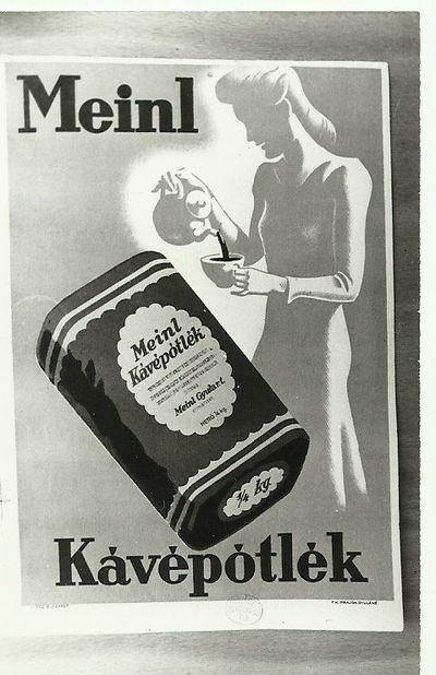 Meinl Kávépótlék