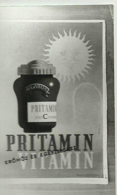 Pritamin C Vitamin