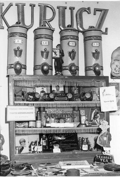 kereskedelmi gyűjtőpályázat tárgyai 1972.