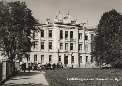Bundesrealgymnasium Oberschützen