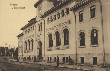 Focșani, Justizpalast