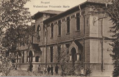Focșani, Waisenhaus Prinzessin Maria