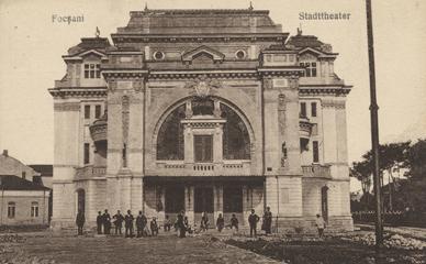 Focșani, Stadttheater