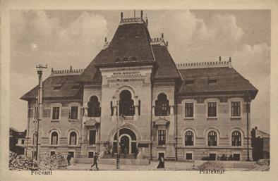 Focșani, Präfektur