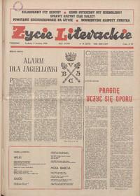 Życie Literackie. 1984, nr 15 (8 IV) = nr 1672