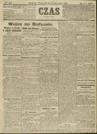 Czas. 1912, nr 464 (10 X)