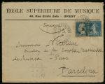 [Carta de Bernard Crocé-Spinelli, director del Conservatori de Toulouse, a Antoni Nicolau]