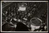 Audició del Rèquiem de Mozart: vista parcial del públic de platea