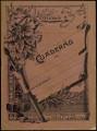 Esborrany de ressenya informativa del viatge d'investigació pedagògiga de Rosa Sensat 1912-1913. Quadern 1-4