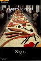 Catifes de flors, Sitges, Garraf, Catalunya