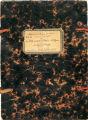 Manuscrit que ha servit per a la impressió de Un poble català d'Itàlia. L'Alguer