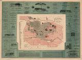Plano de Tarrasa : de la guia geografica yndustrial y comercial de la empresa Calvet y Boix