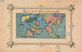 Plano postal-telegrafico de las islas Visayas y Mindanao