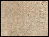 Les Archeveschés et eslectorats de Mayence et de Treves, le palatinat et eslectorat du Rhein, le Duche de Wirtenberg