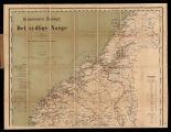 Cammermeyers Reisekart over Det sydlige Norge : 12 Blade. Udarbeidet efter officielle Karter og Opgaverved