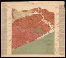 Mapa geológico y topográfico de la provincia de Barcelona : subvencionado por la Excma. Diputación Provincial : región cuarta ó del rio Tordera detallada