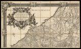 Carte Generale des Monts Pyrenées et partie des royaumes de France et d'Espagne