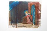 Reproducció d'un quadre de Maria resant
