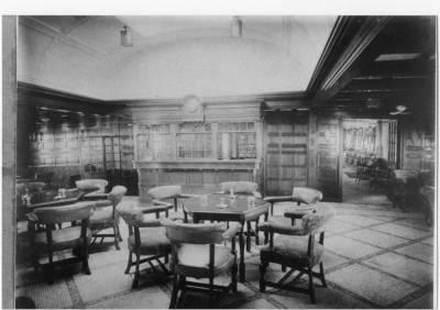 Sala del vapor ALFONSO XIII 3 , de la Cia Trasatlantica