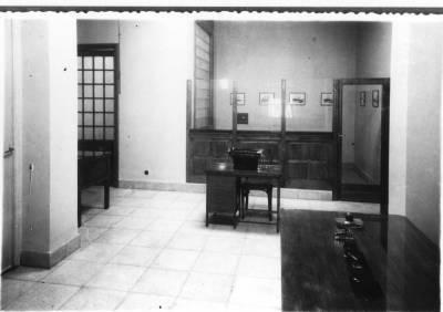 Oficines de la Cia Trasatlantica a Sevilla