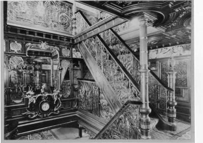 Escales del vapor ALFONSO XII 3 , de la Cia Trasatlàntica