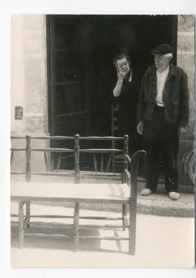 Els pares de Jaume Marès i Fàbrega