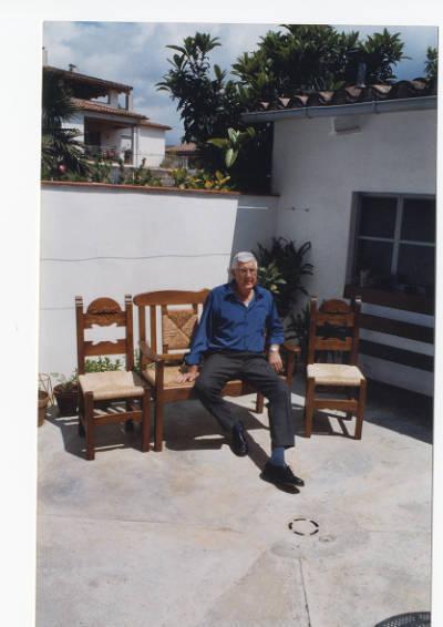 Jaume Marès, cadiraire de Banyoles