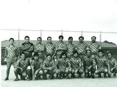 Club de futbol de veterans