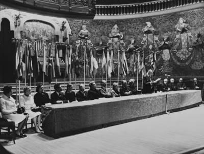 Acte de cloenda de la XVIII edició del Concurs Maria Canals