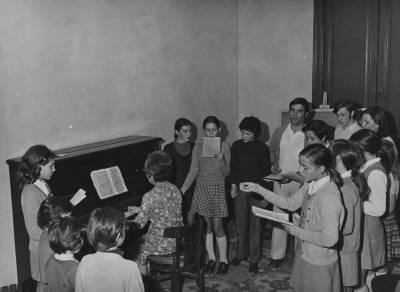 Activitats pedagógiques a Ars Nova, aules de vent, piano, cant i guitarra