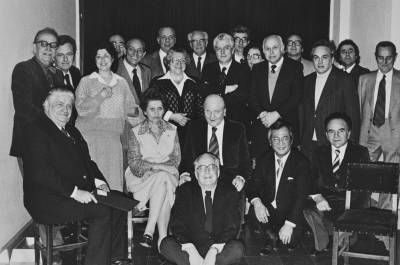 Retrats dels membres del jurat de la XXV edició del Concurs Maria Canals