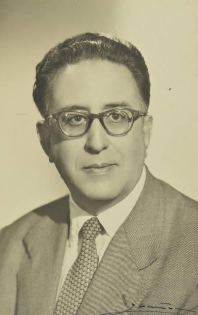Retrat del pianista Javier Alfonso