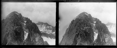 Homes escalant a la Cresta de Llosàs a la Vall de Benasc