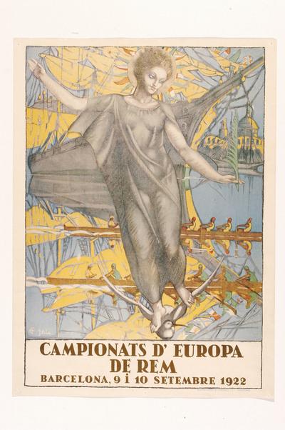 Campionats d'Europa de Rem