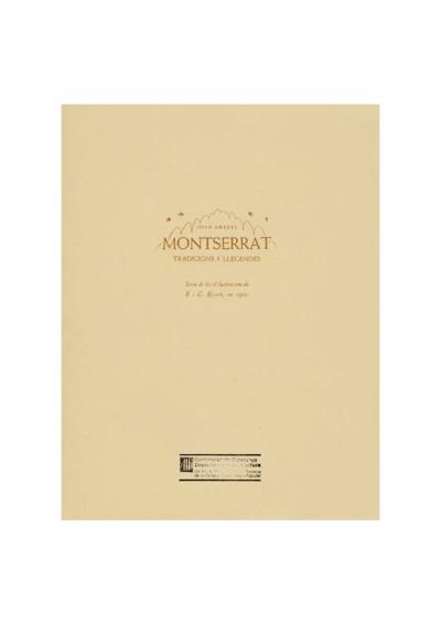 Montserrat: tradicions i llegendes