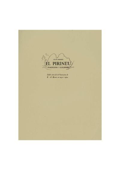 Pirineu : tradicions i llegendes, El