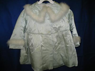 coat/girl's