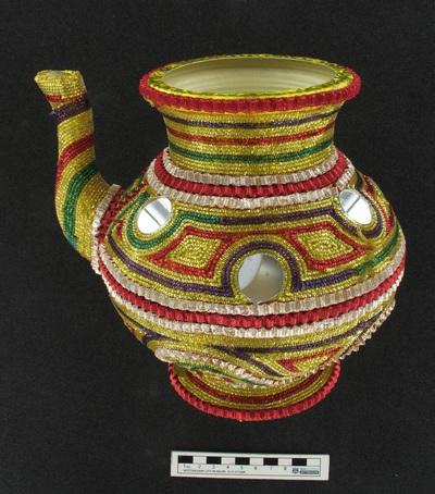 drinking vessel (garva)