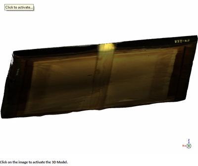 Illuminated presentation scroll