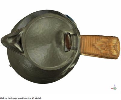 Liberty Tudric hot water pot