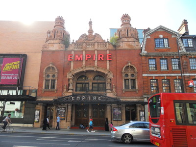 Hackney Empire Theatre (Music Hall), London