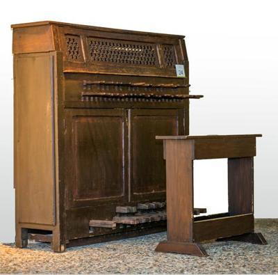 Klavier, oefenklavier Scheepers
