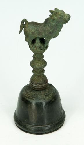 Bel, priesterbel [ghanta][Centraal Javaanse periode]