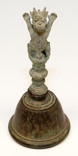 Handbel [ghanta], Priester-bel [Centraal Javaanse periode]